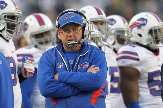 Buffalo Bills Need to Stop Thinking They Can Be a Passing Team