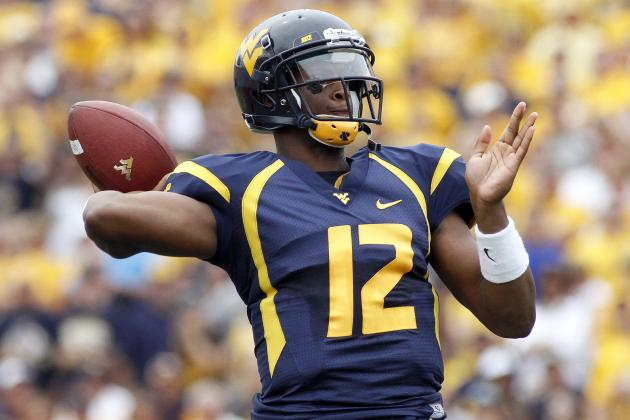 Is Geno Smith or Landry Jones Best Bet to Edge out Matt Barkley in Heisman Race?