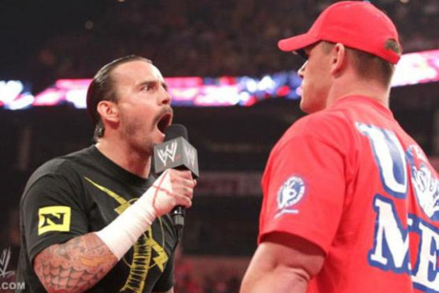 WWE Night of Champions 2012: How Will the Boston Fans React to CM Punk?