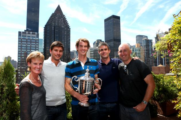 US Open 2012 Men's Final: Notes from Andy Murray's Grueling Triumph