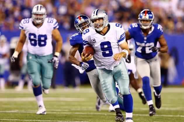 Tony Romo: Why Dallas Cowboys' Quarterback Deserves Big Contract Extension