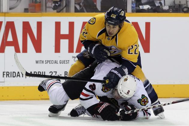 Jordin Tootoo's Attitude Appealed to Wings' Ken Holland