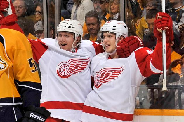 Red Wings Players Plan to Scatter If NHL Lockout Occurs