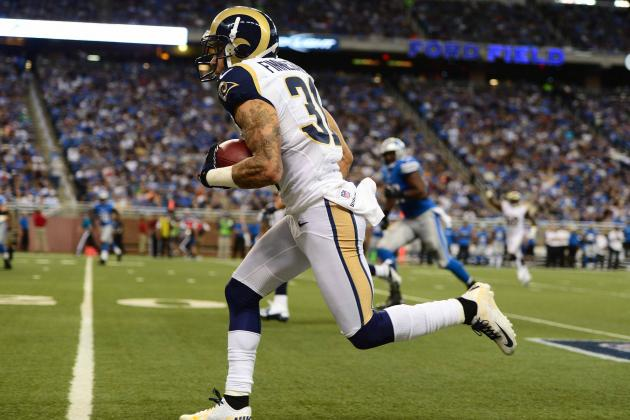 Rams vs. Lions: Breaking Down All 3 Interceptions