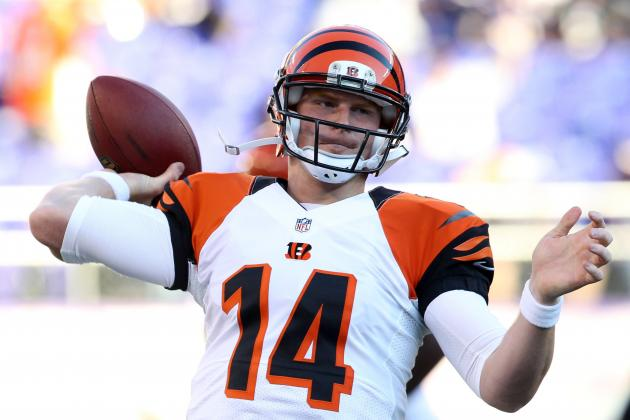 How Can Andy Dalton, Bengals Offense Get Back on Track After Disastrous Start?