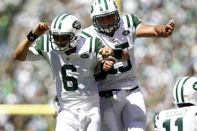 New York Jets: Stats That Matter from Week 1 vs. the Buffalo Bills
