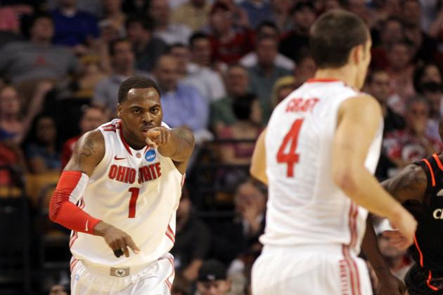 Ohio State Basketball: More Pivotal Buckeye, Deshaun Thomas or Aaron Craft?