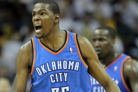 Durant Says ESPN Host Is 'Brainwashing' Fans