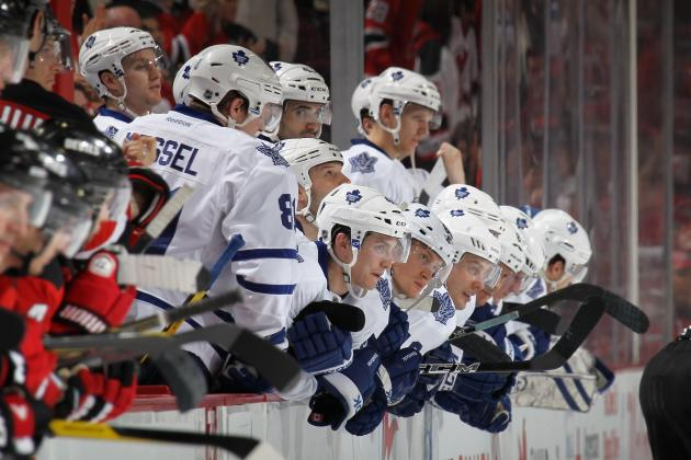Leafs Players Frustrated by Looming Lockout