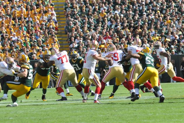 Packers vs. 49ers Is the National Football League's Premier Rivalry