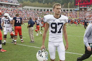 Penn St. to Stick with Struggling Ficken at Kicker
