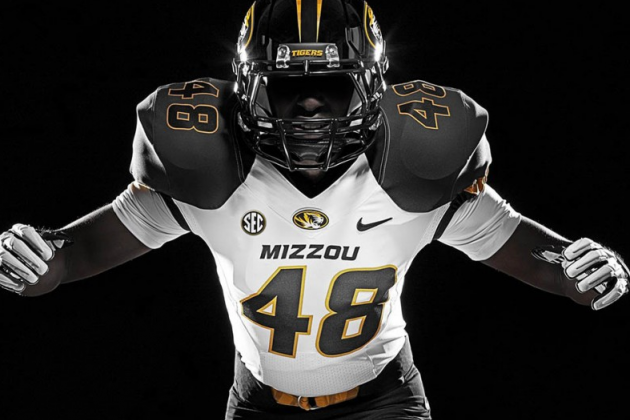 Every New College Football Uniform in One Spot