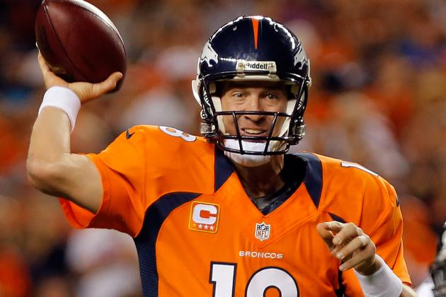 Peyton Manning: Why the 4-Time MVP Will Struggle Against the Falcons