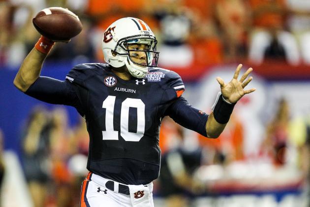 Auburn Football: Why Kiehl Frazier Is Key to Tigers Avoiding Upset vs. ULM
