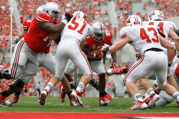 What Bri'onte Dunn Brings to Ohio State Ground Game in Place of Injured RBs