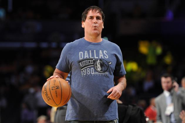 Mark Cuban Won't Admit It, but He Fears the LA Lakers