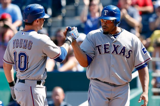 Lineups: Nelson Cruz Gets Break