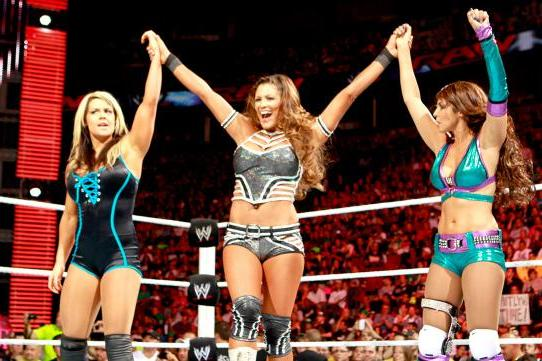 WWE Night of Champions: Will Eve Torres Be Part of the Divas Championship Match?