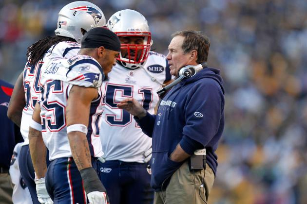 Is New England Patriots Defensive Rebuild Nearly Complete?
