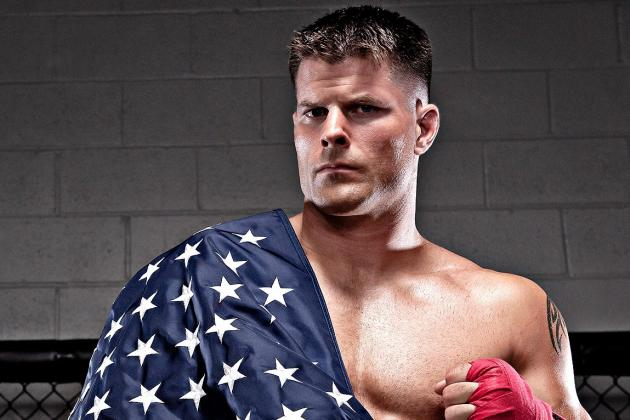 UFC 152: Brian Stann Will Deserve Title Shot with a Win over Michael Bisping