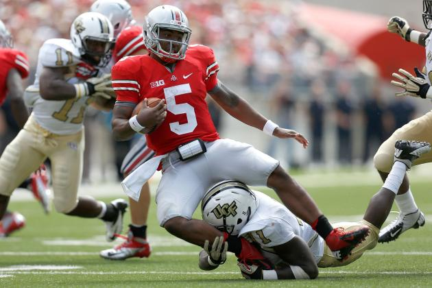 Ohio State Football: Why Braxton Miller's Carries Must Be Reduced