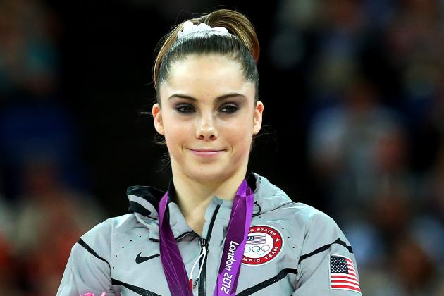 'Fierce Five' Member Maroney Has Fractured Tibia from Fall
