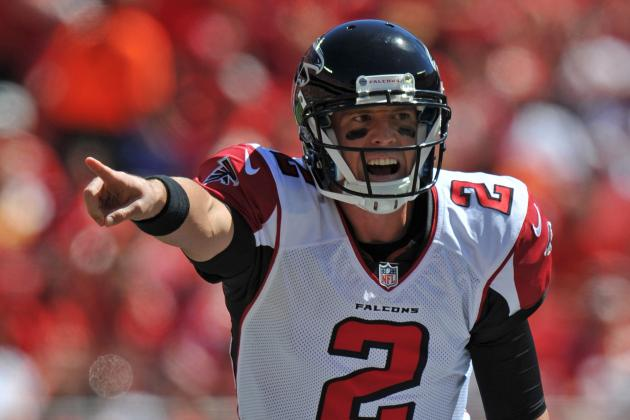 3 Reasons Matt Ryan's Success Will Continue Throughout 2012