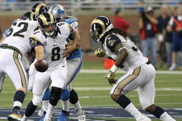St. Louis Rams Questions Left Unanswered After Week 1