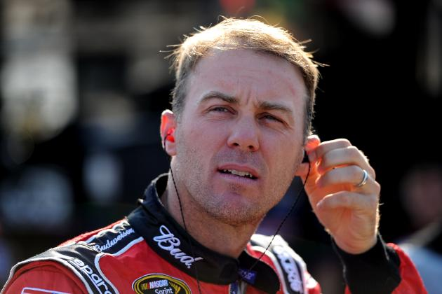 2012 NASCAR Chase for the Sprint Cup Preview: Kevin Harvick
