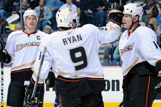 Ryan Getzlaf, Bobby Ryan and Corey Perry: What a Slow Start Would Mean for Them