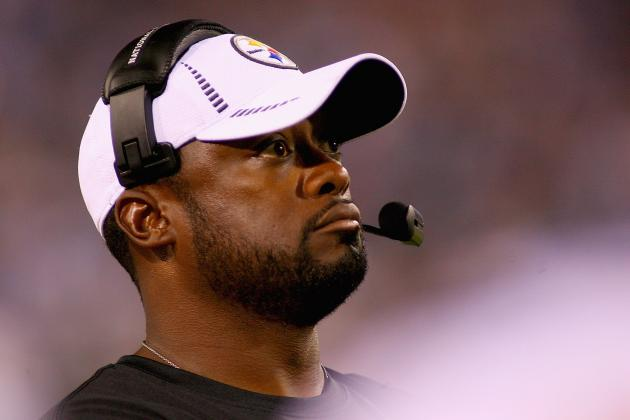 Tomlin: Ryan Clark, James Harrison Won't Cure Steelers' D