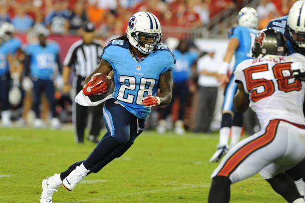 Chris Johnson: Why Fantasy Owners Should Look to Buy Low on Chris Johnson