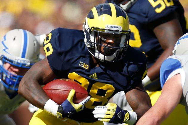 Michigan Football: Why Slow Start Doesn't Spell Doom for Big Ten Title Chances