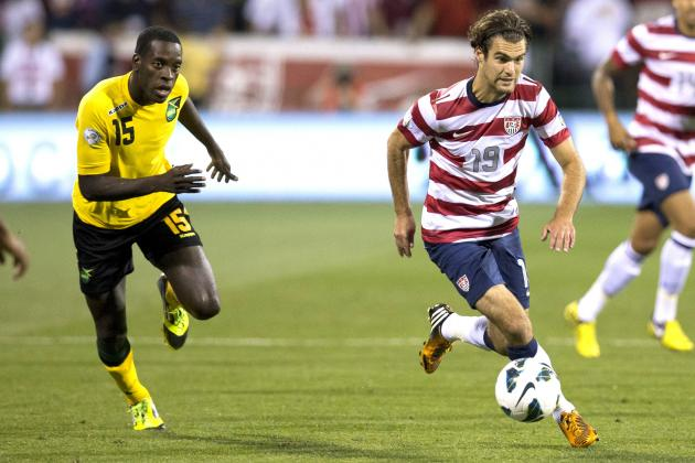 United States vs. Jamaica: World Cup Qualifying Live Score, Highlights, Recap