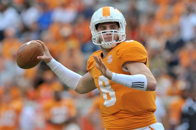 Tennessee Football 2012: Keys to Victory in Big Matchup Against Florida