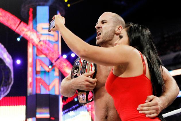 Antonio Cesaro: Why the US Champ Needs More Serious Opponents to Show His Skills