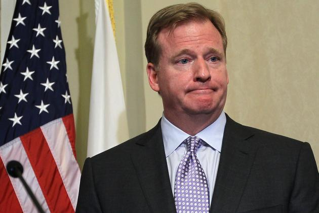 Roger Goodell Reportedly Agrees to Meet with Saints Suspended in Bounty Scandal