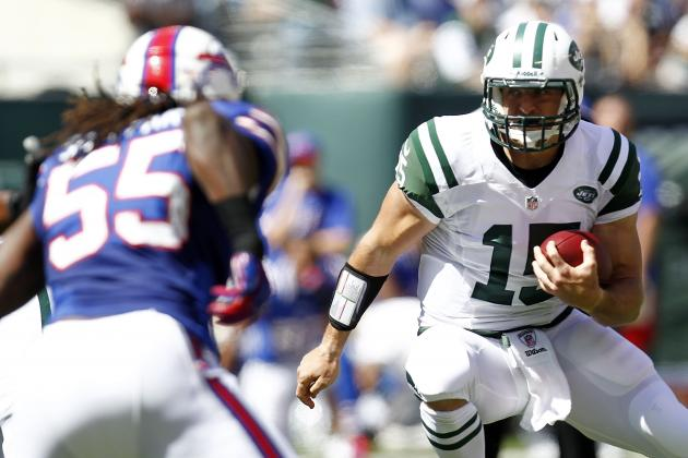 Tim Tebow: Comparing 1st Game with New York Jets to 1st Game with Denver Broncos