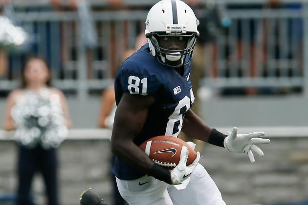 Penn State: The Obstacles Keep Coming, Starting WR Shawney Kersey Leaves Team