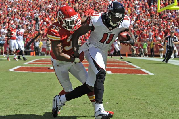 2012 Fantasy Football Wide Receiver Rankings: Week 2