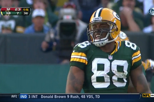 How Big Is Jermichael Finley's Dropped-Passes Problem?