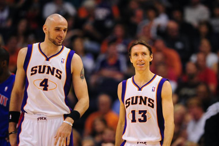 How Steve Nash Used Marcin Gortat and What It Means for Dwight Howard
