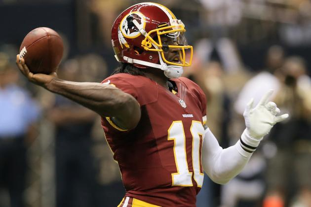 Washington Redskins at St. Louis Rams: Bold Predictions for Week 2 Clash