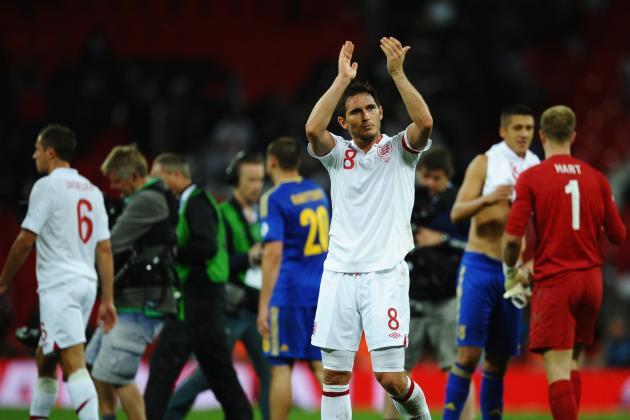 England vs. Ukraine: 1-1 Draw Proves English Has Plenty of Work to Do