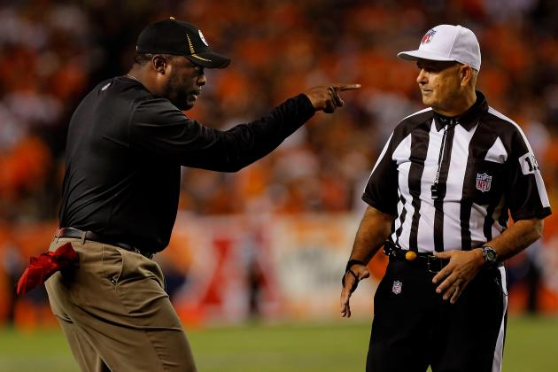 A Former NFL Player's Guide to Interacting with and Influencing Refs