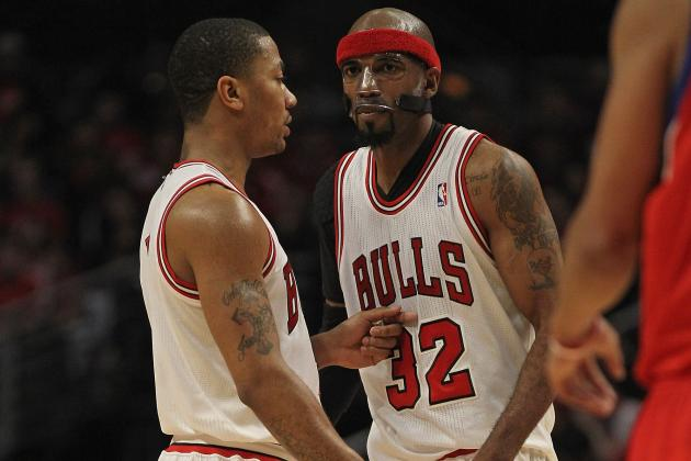 Will Richard Hamilton Lose His Spot as Starting SG for Chicago Bulls?