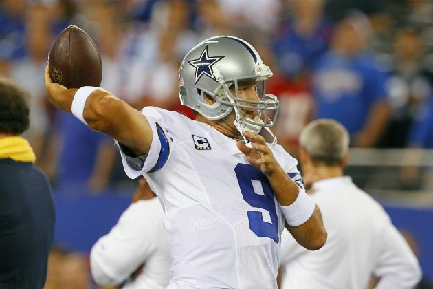 Dallas Cowboys: Why 2012 Can Be Tony Romo's Best Year Yet