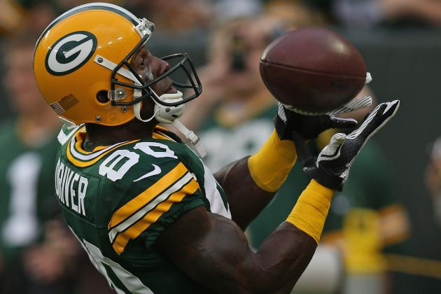 Donald Driver Puzzled by Reduced Role