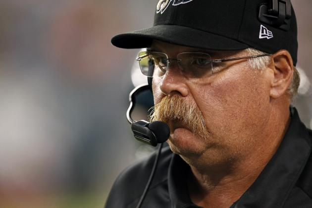 Why Michael Vick May Cost Andy Reid His Coaching Job in Philadelphia