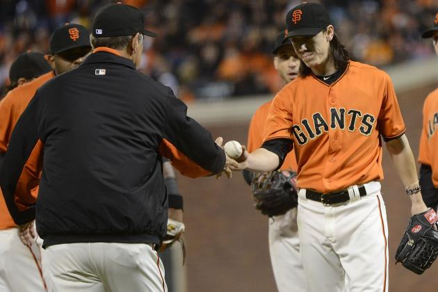 San Francisco Giants Playoff Push: Starting Rotation Suddenly an Issue